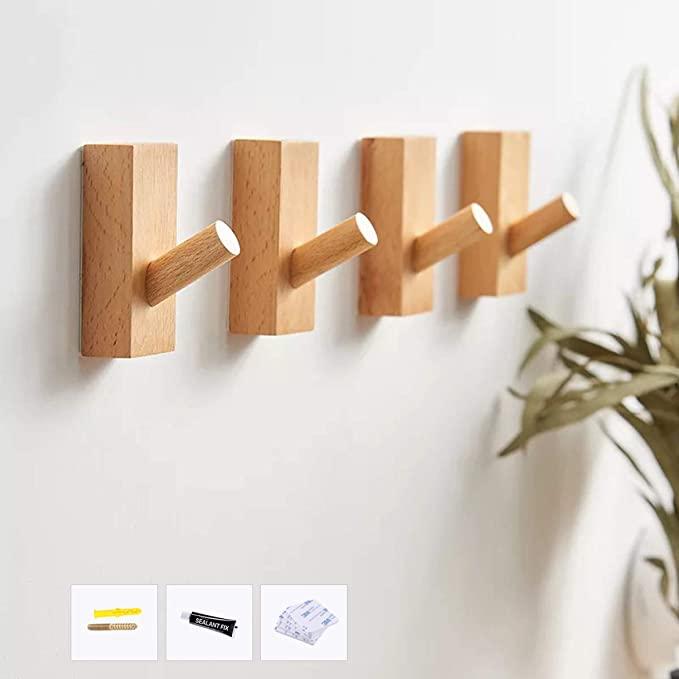 木製フック