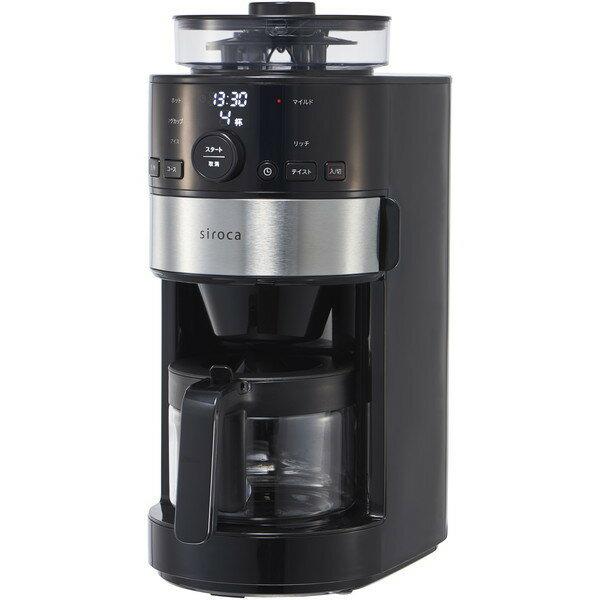 siroca 全自動コーヒー コーヒーメーカー