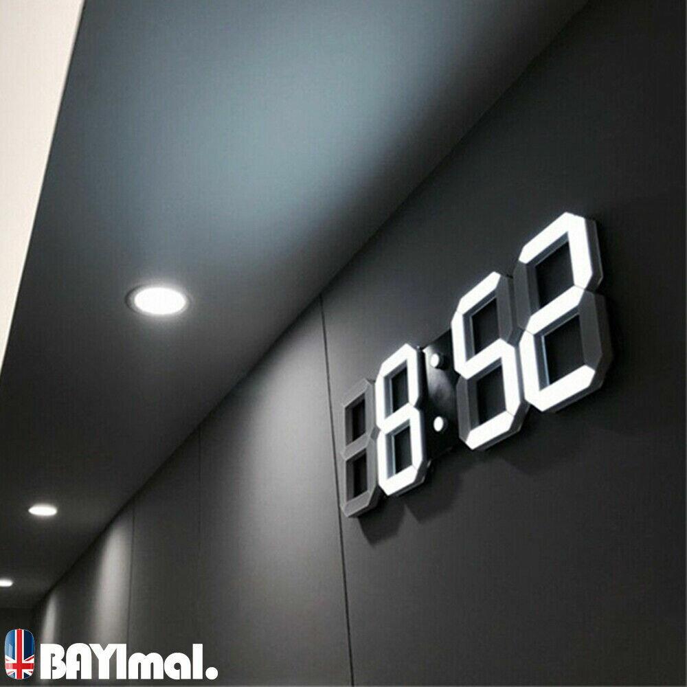 デジタル時計 インテリア