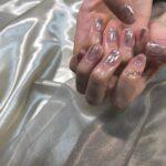 大人っぽくてやさしげなカラーで作るロマンス。春の'ニュアンスネイル'に衣替えしよ