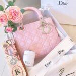 女性たちの憧れ、Diorのアイコン♡いつかはGETしたいバッグ『Lady Dior』とは