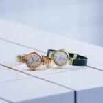 彼女と私のリンクコーデをアップデート♡アニエスベーの腕時計でおしゃれモチベUP
