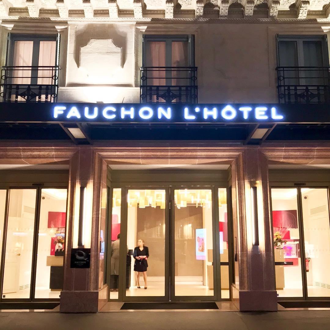 """世界で2軒目は京都にできるって。パリにある""""FAUCHON L'HOTEL""""をチェック"""