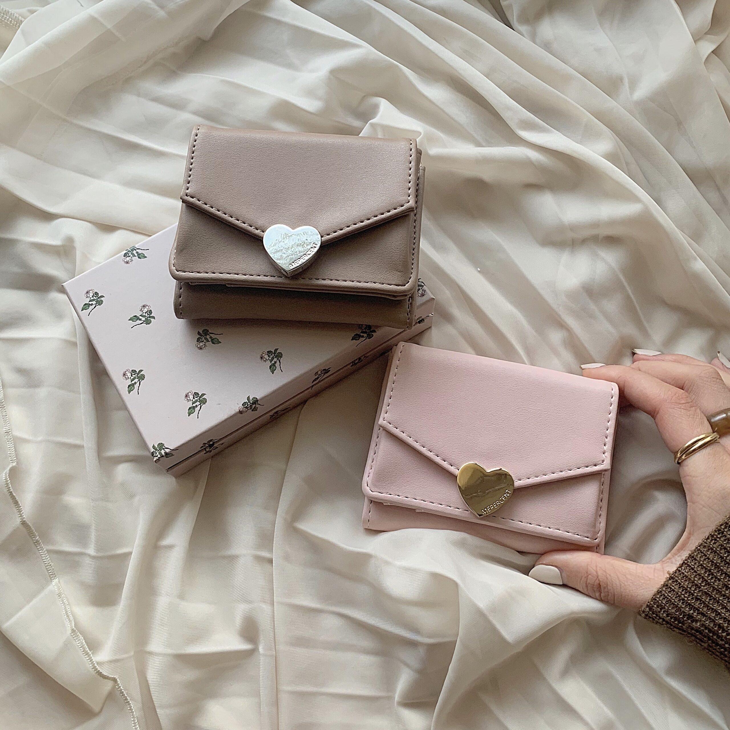 ♡:ミニ財布に求める5大要素