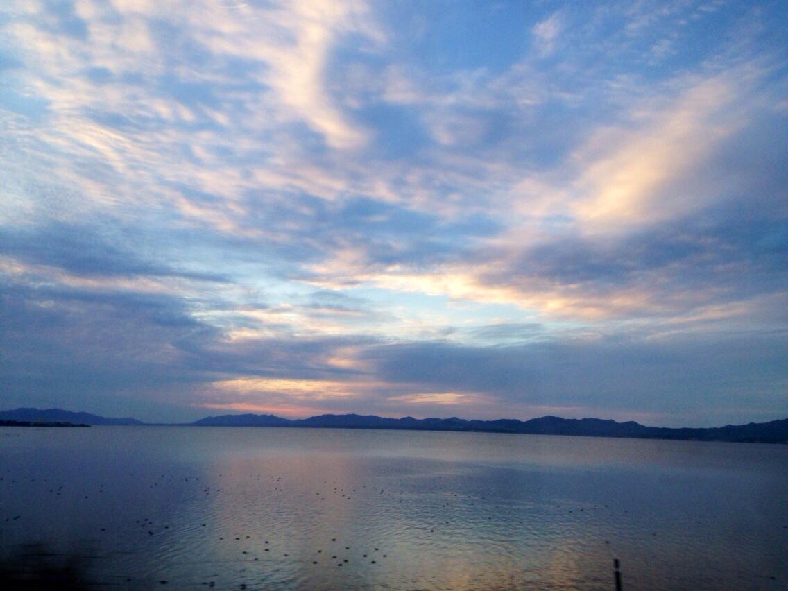 宍道湖でしじみを堪能