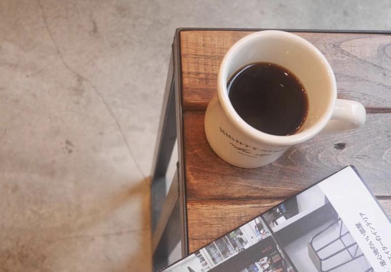 彼が好きだった、ブラックコーヒー