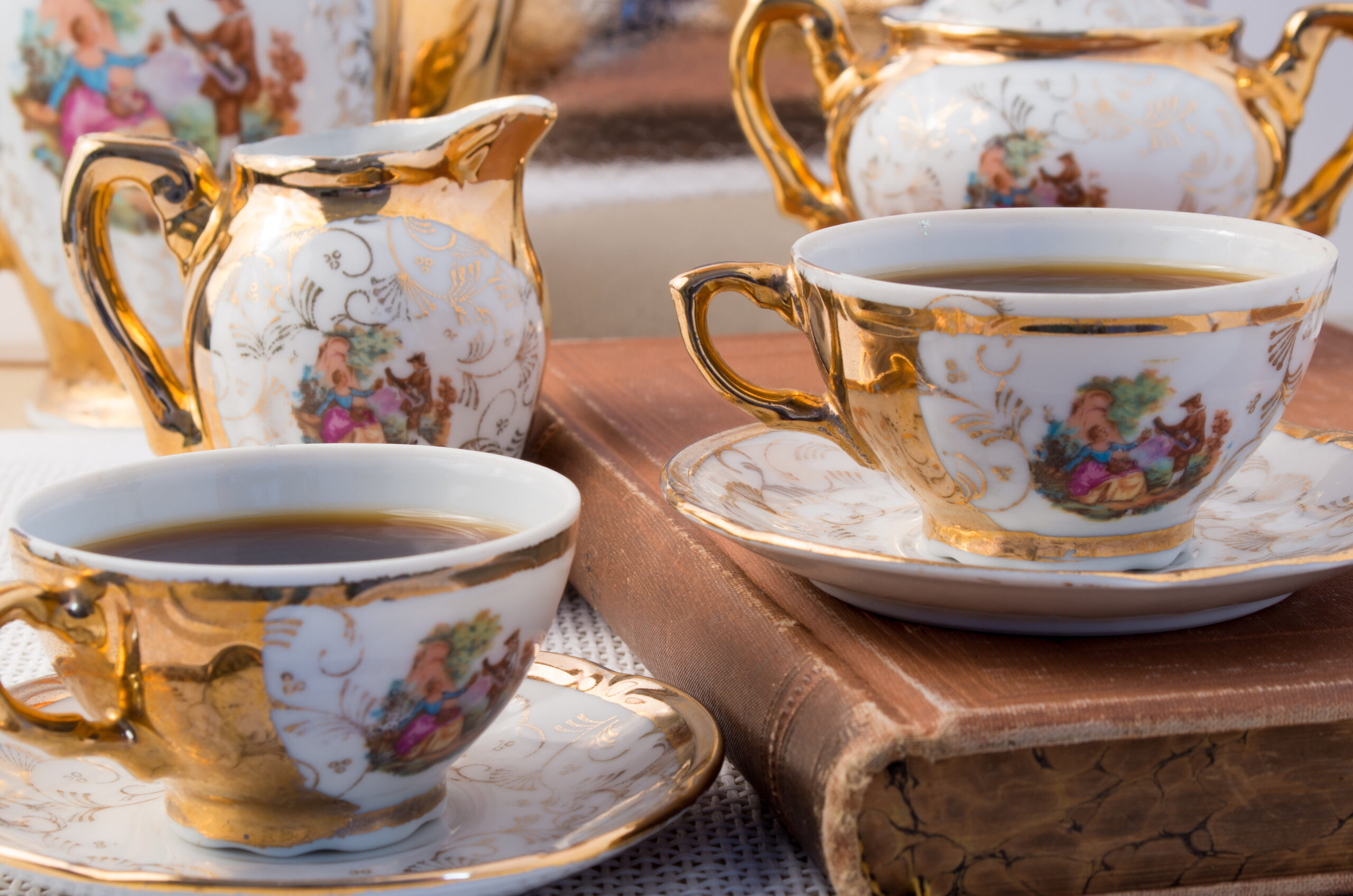 季節に合わせて紅茶を楽しもう