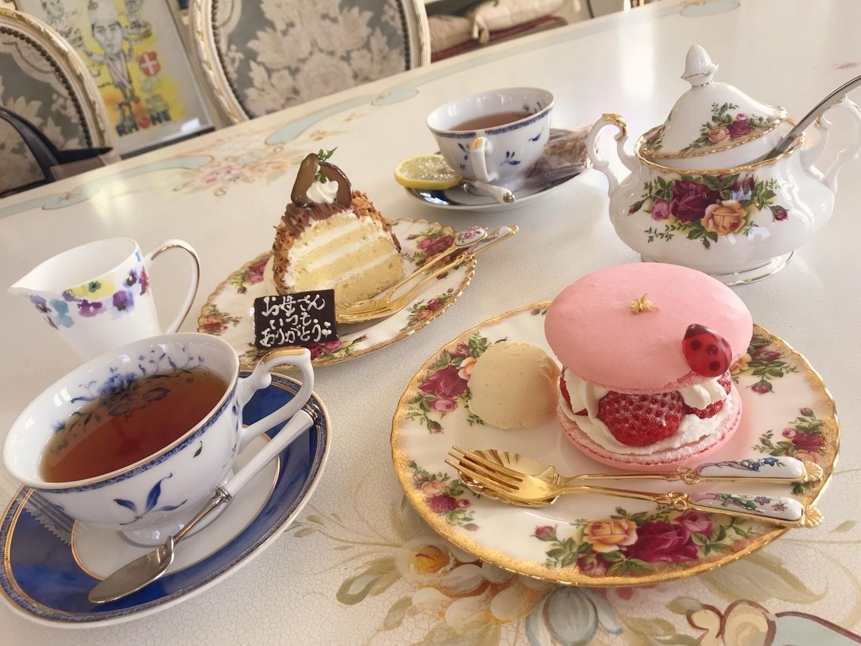 お家で紅茶を楽しむには?