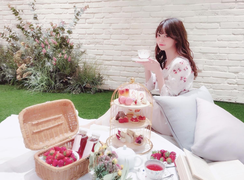 紅茶飲んでみようかな?