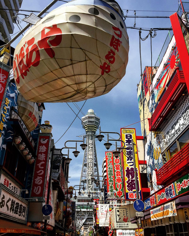 大阪旅行で行っておきたい場所って?