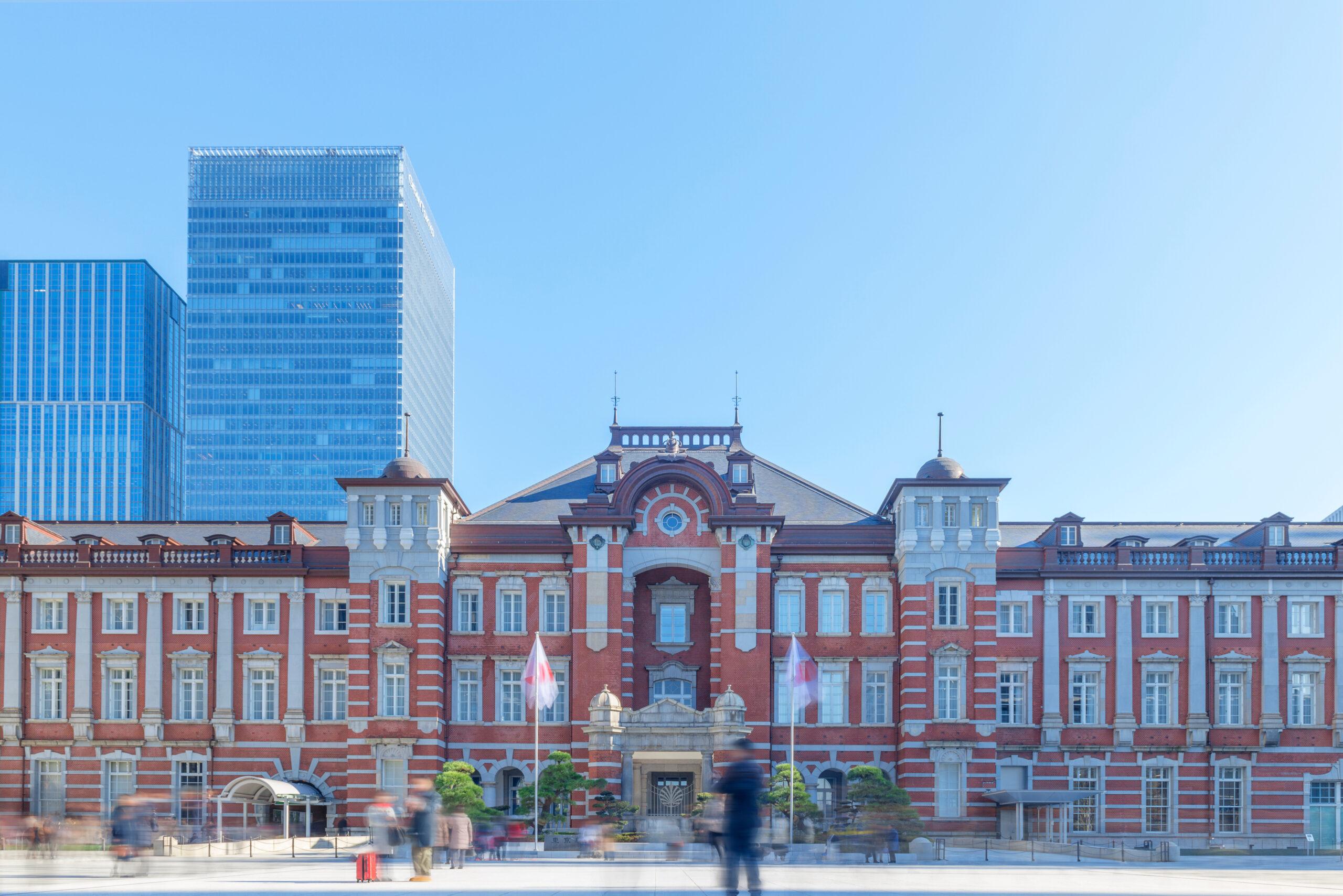 東京って、素敵な場所