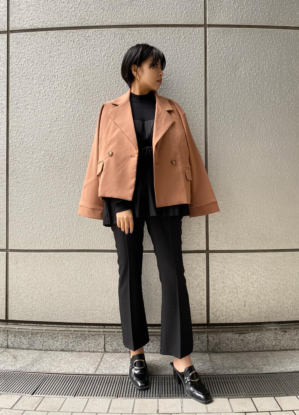 HARUKAさん(159cm)