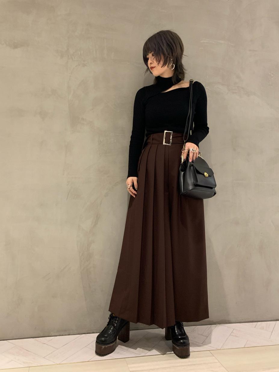 KIYOKOさん(168cm)