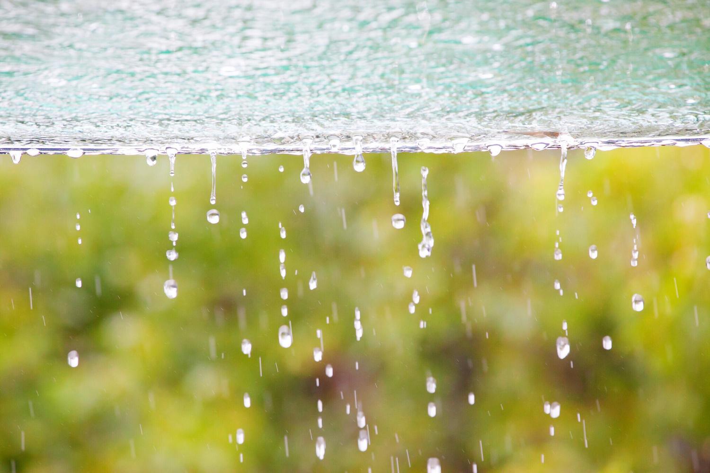 雨ばかりの毎日