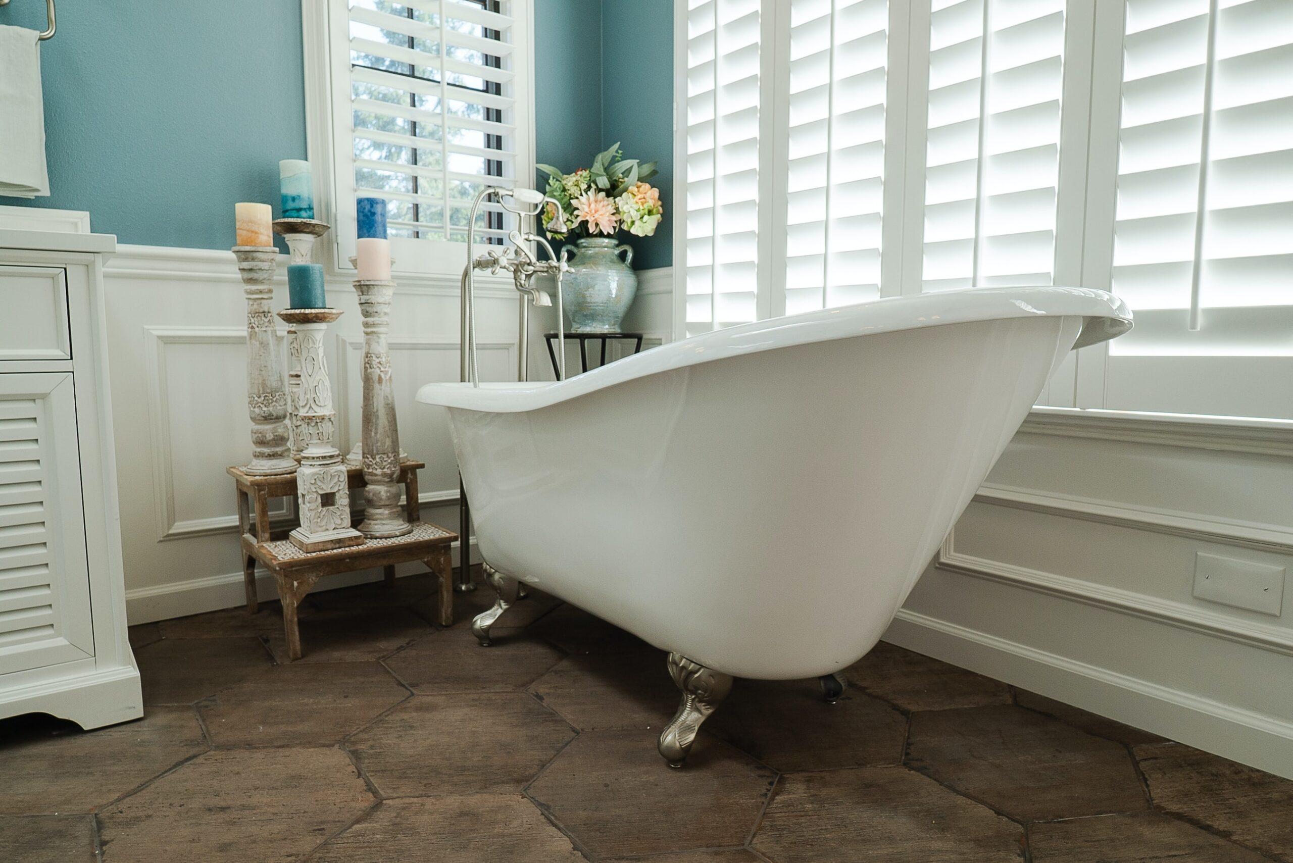お風呂を美容スポットにできそう?
