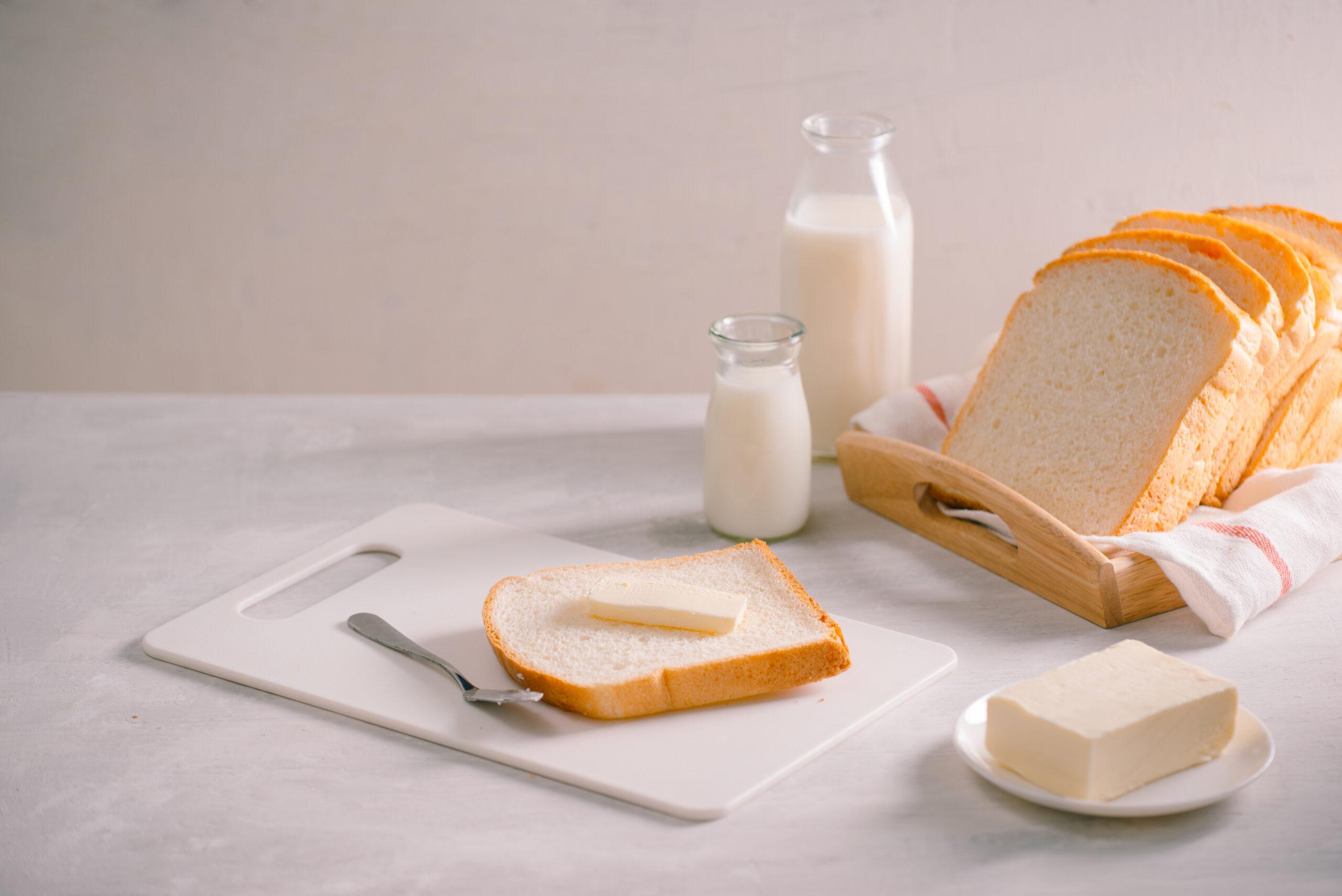ふかふかなパンは、とても愛おしい
