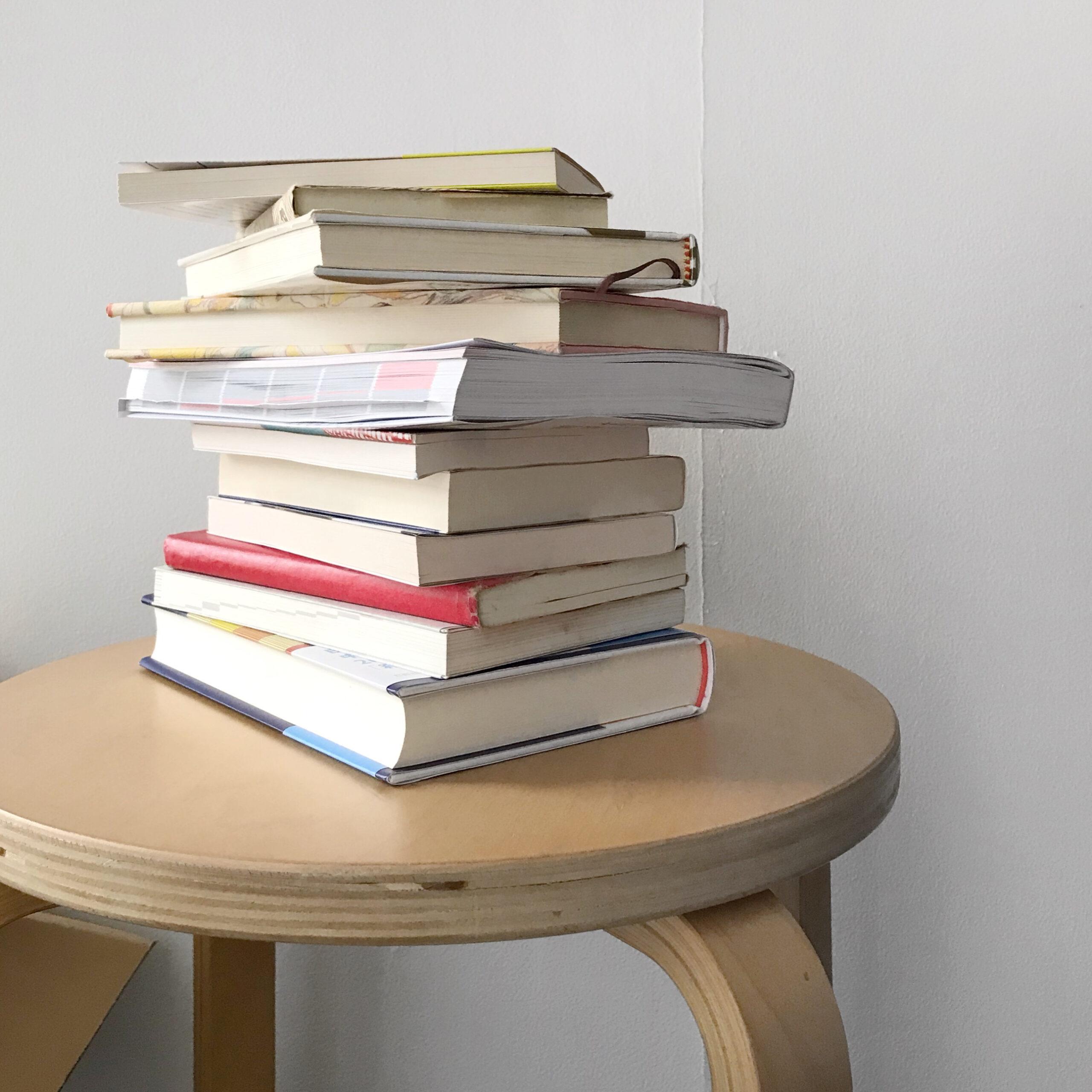 本を一冊手に取ってみない?