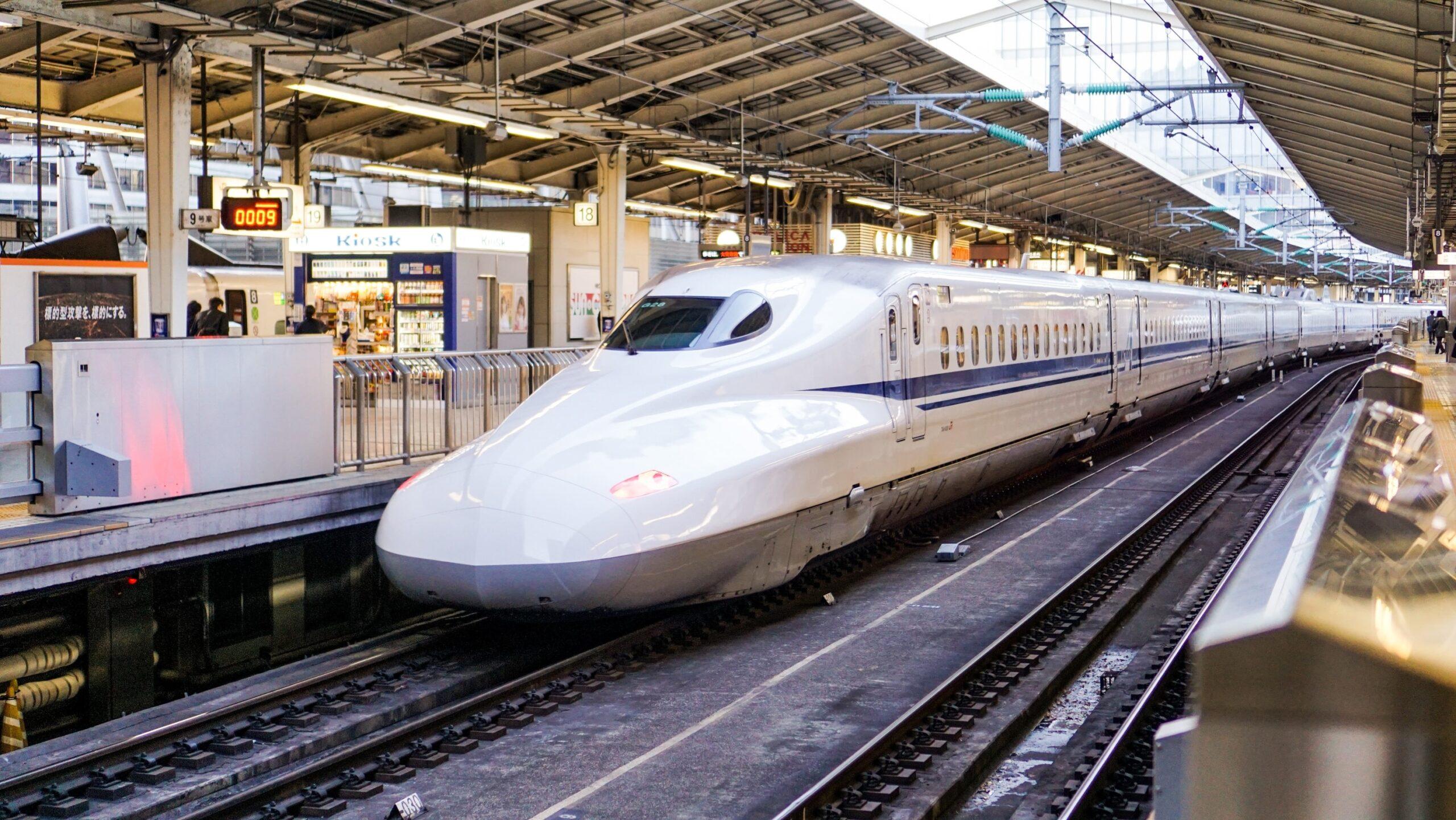 3.新幹線がeチケットで乗れるサービス