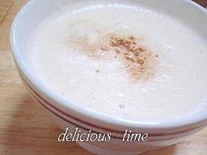 おうちカフェ♪お手軽版 チャイ。