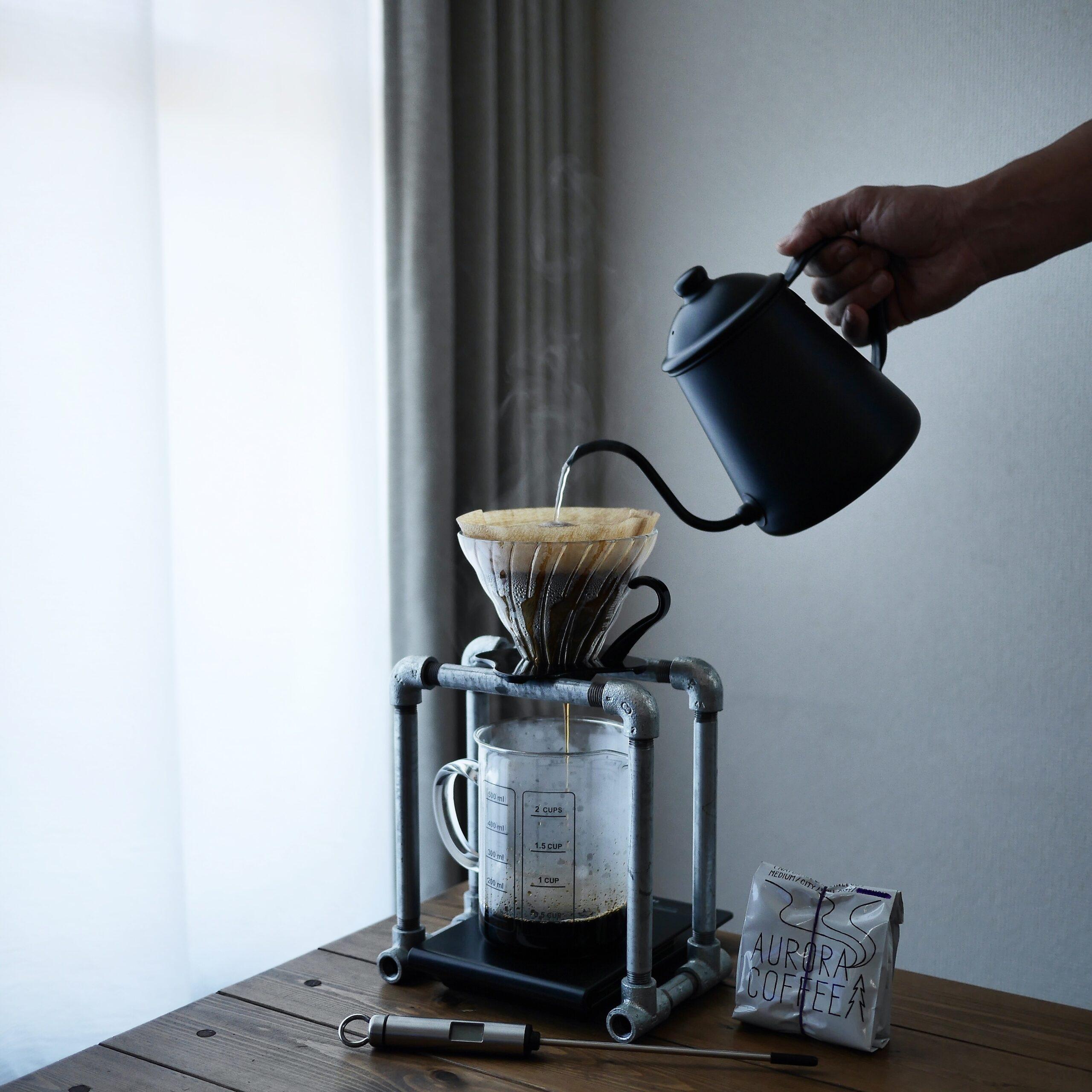 2 'コーヒーセット'を使ってご褒美タイムに