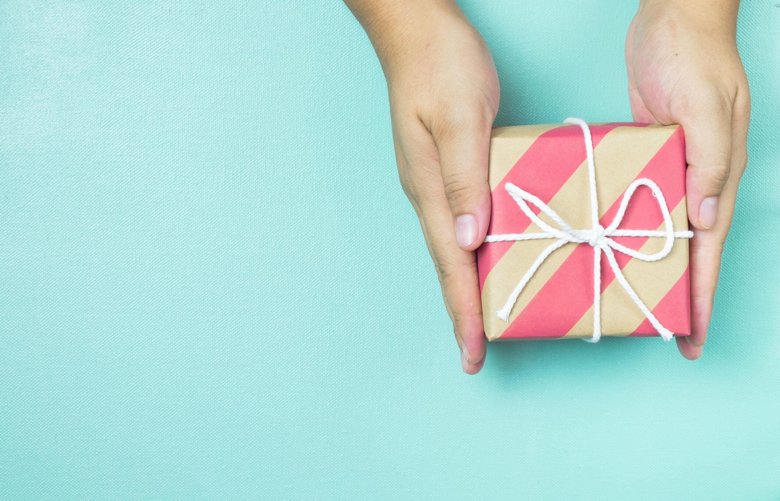 お取り寄せでプレゼント