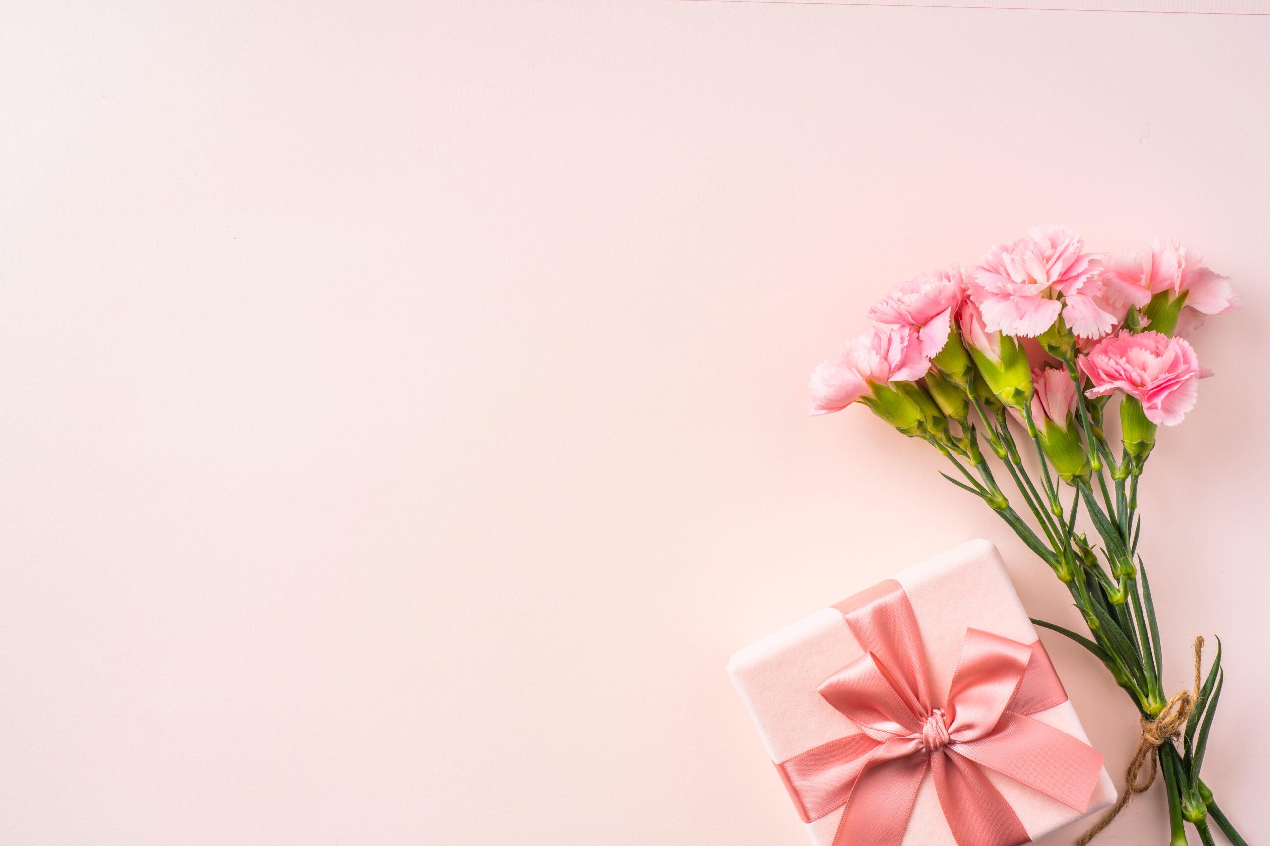 今年の母の日には何をプレゼントしよう?