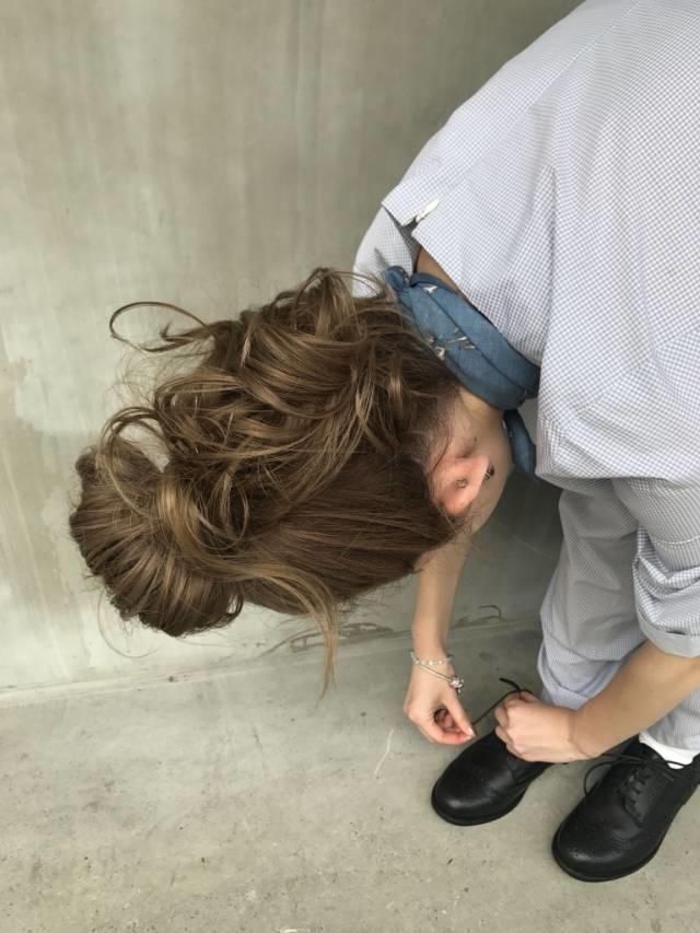 HAIRに優しく