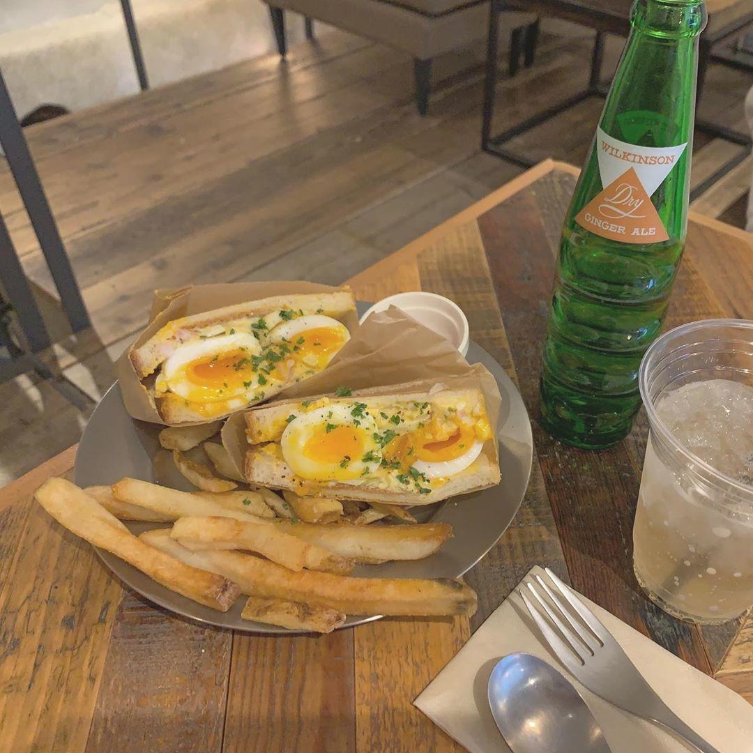 5店舗目|egg baby cafe