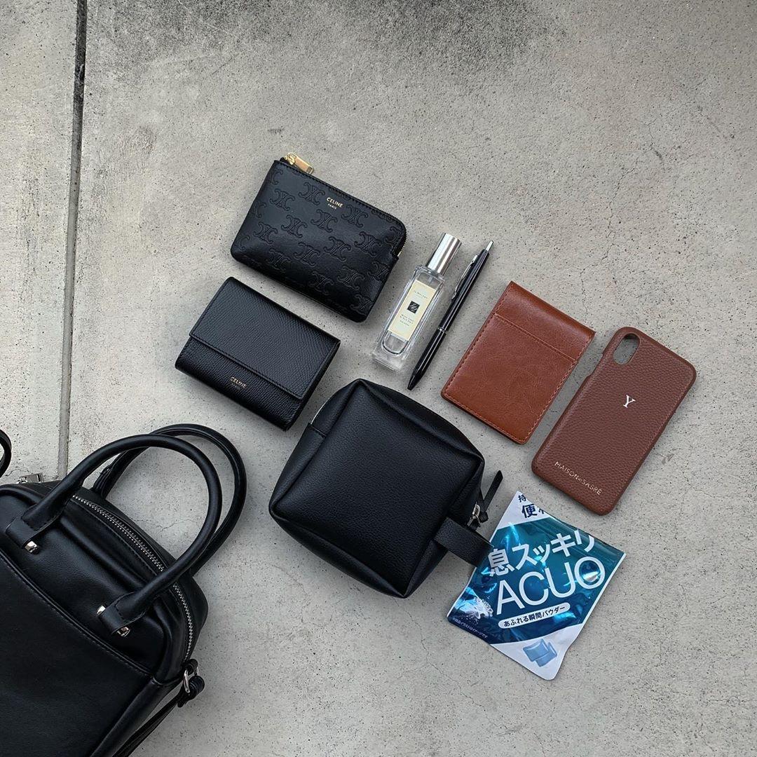 3|センスフルなミニ財布