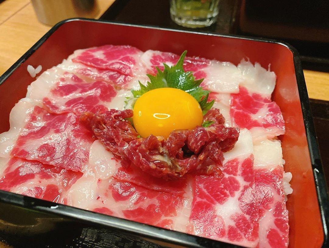 (2)銀座:馬菜