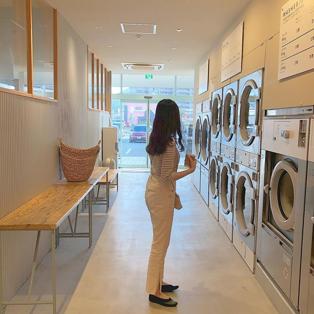 California Laundry Cafe & Co.