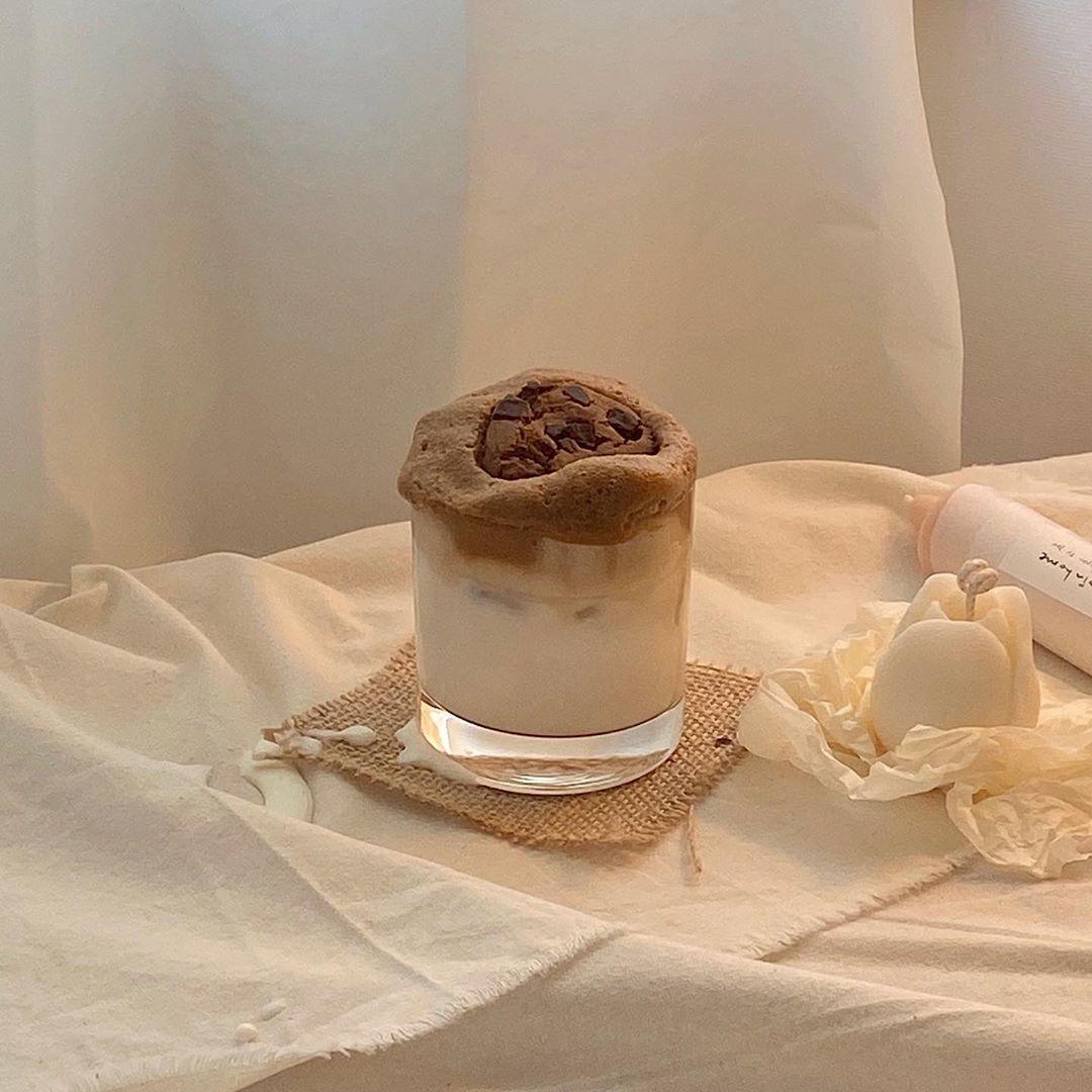 アレンジ|タルゴナコーヒー×クッキー