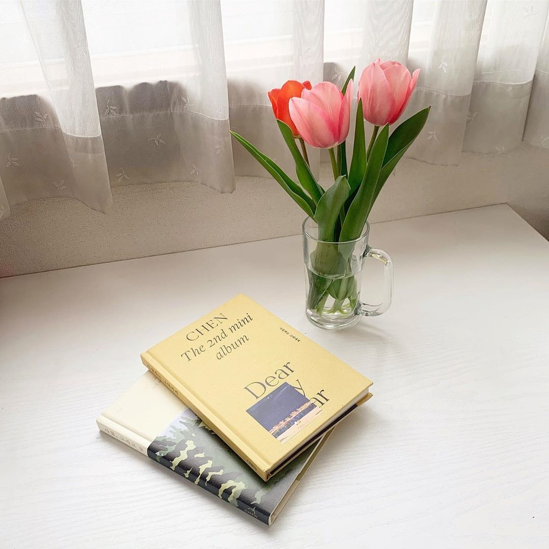 お花がある生活って、きっと素敵