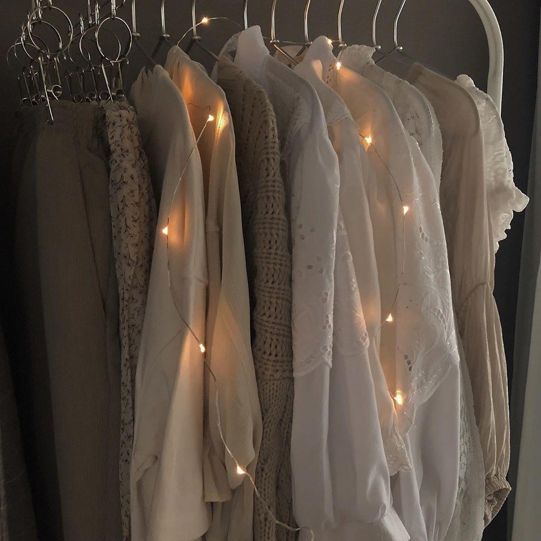 かわいいお洋服に囲まれて暮らしたい!