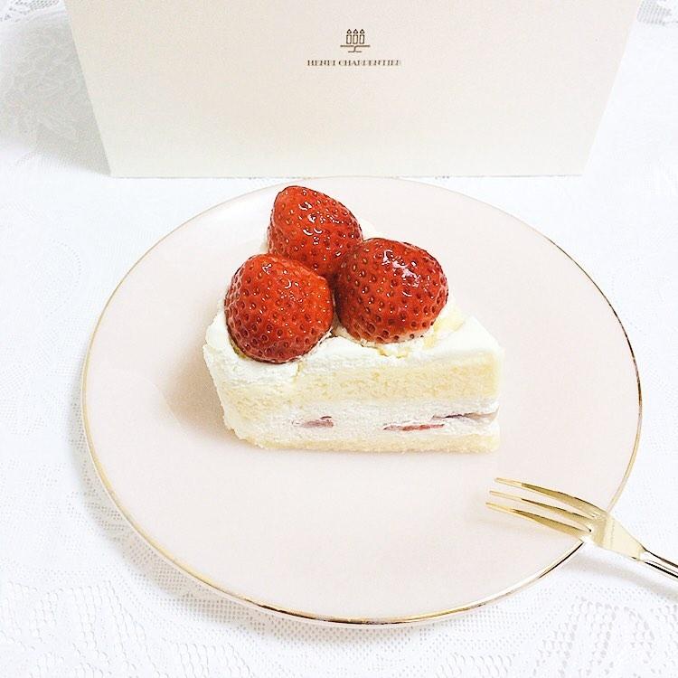 """""""生ケーキ""""でちょっぴり豪華なご褒美を♪"""