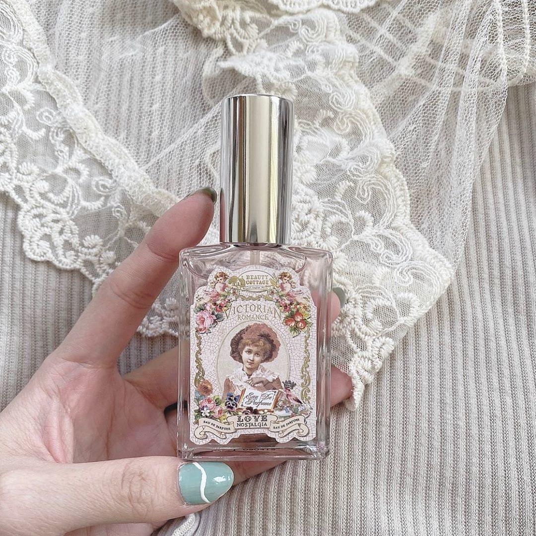 →ふわっと甘美な香りを纏って♡