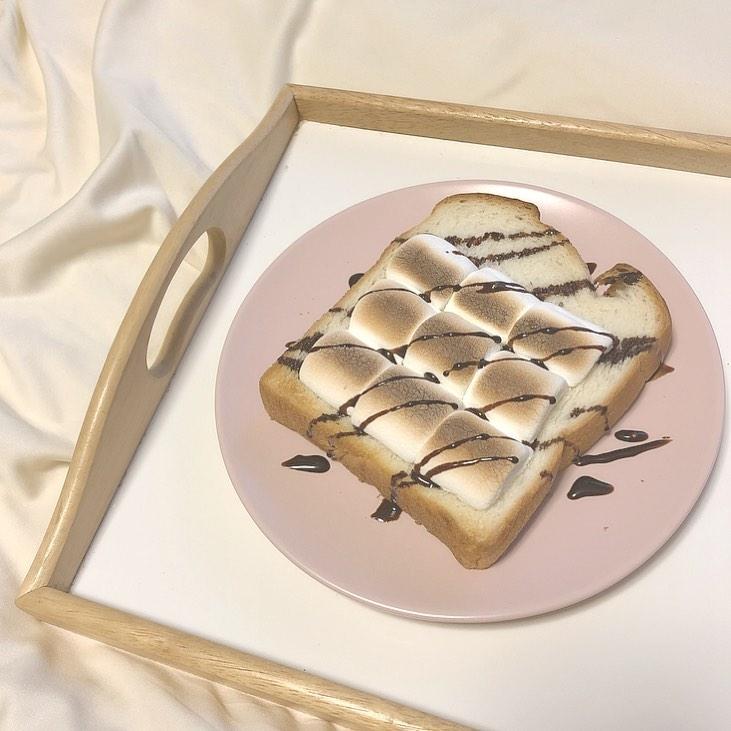 甘党さんならマシュマロトーストも