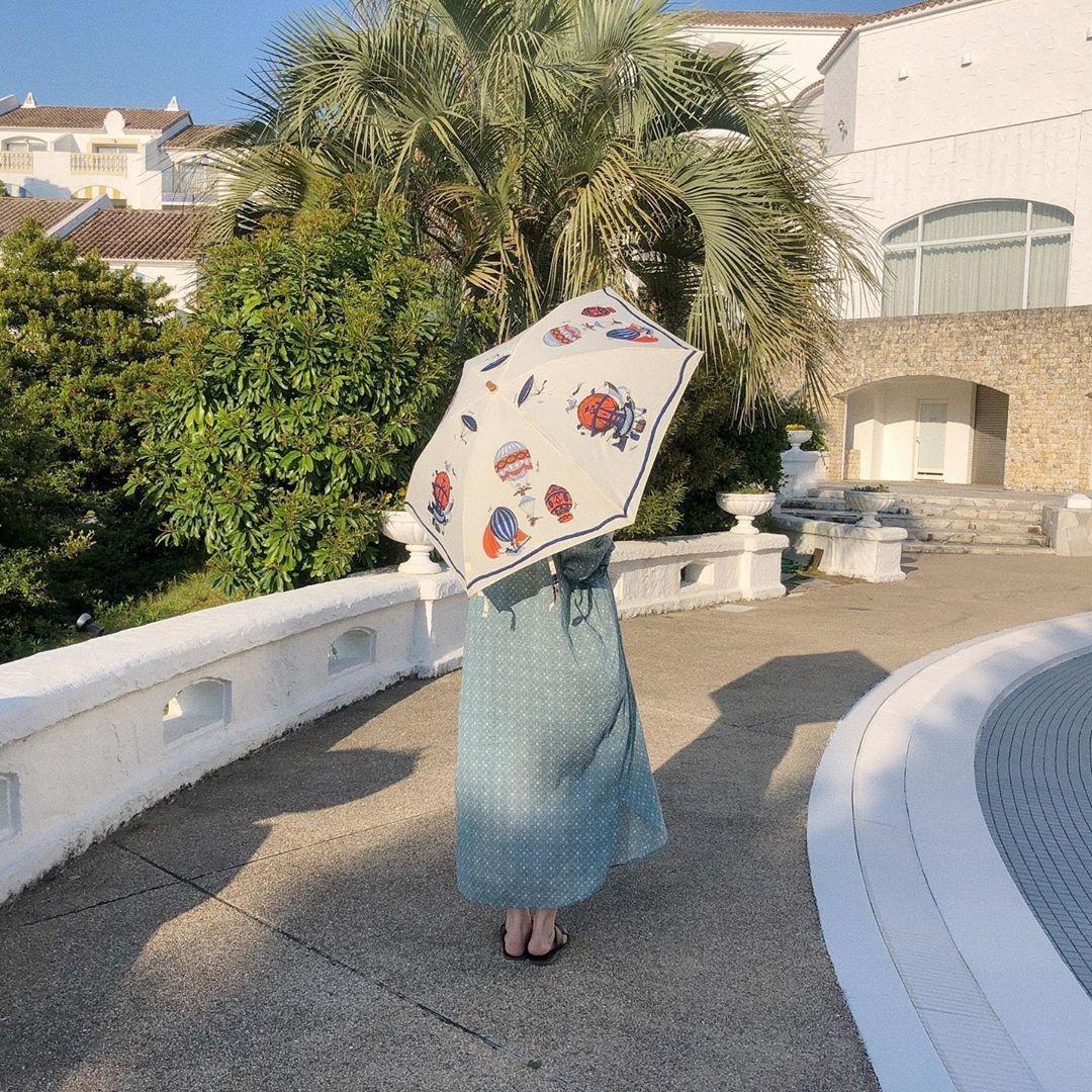 manipuriの日傘