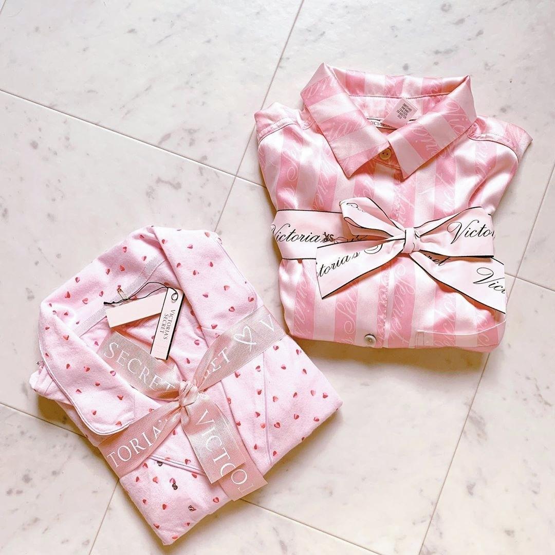 Victoria's Secretのパジャマ