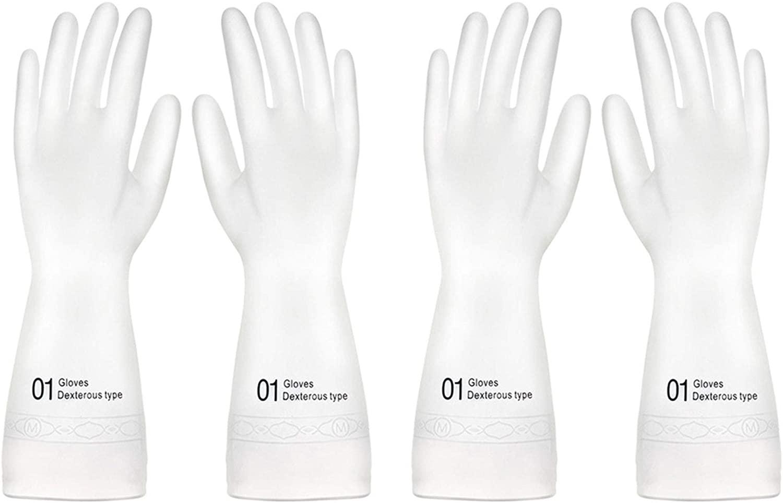 ゴム手袋 2本セット