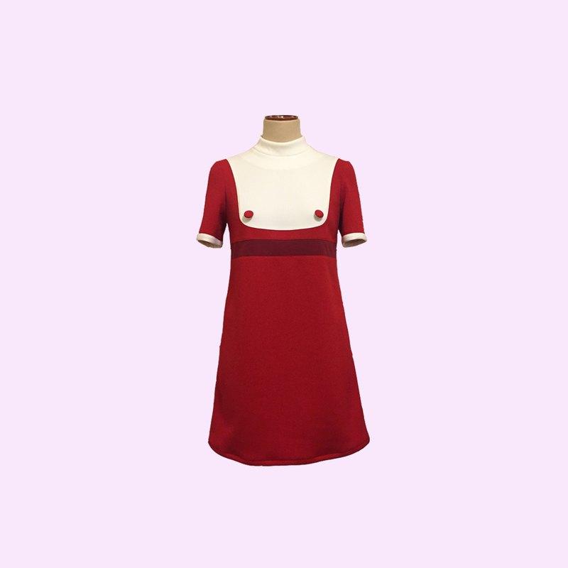 retro one-piece dress sally