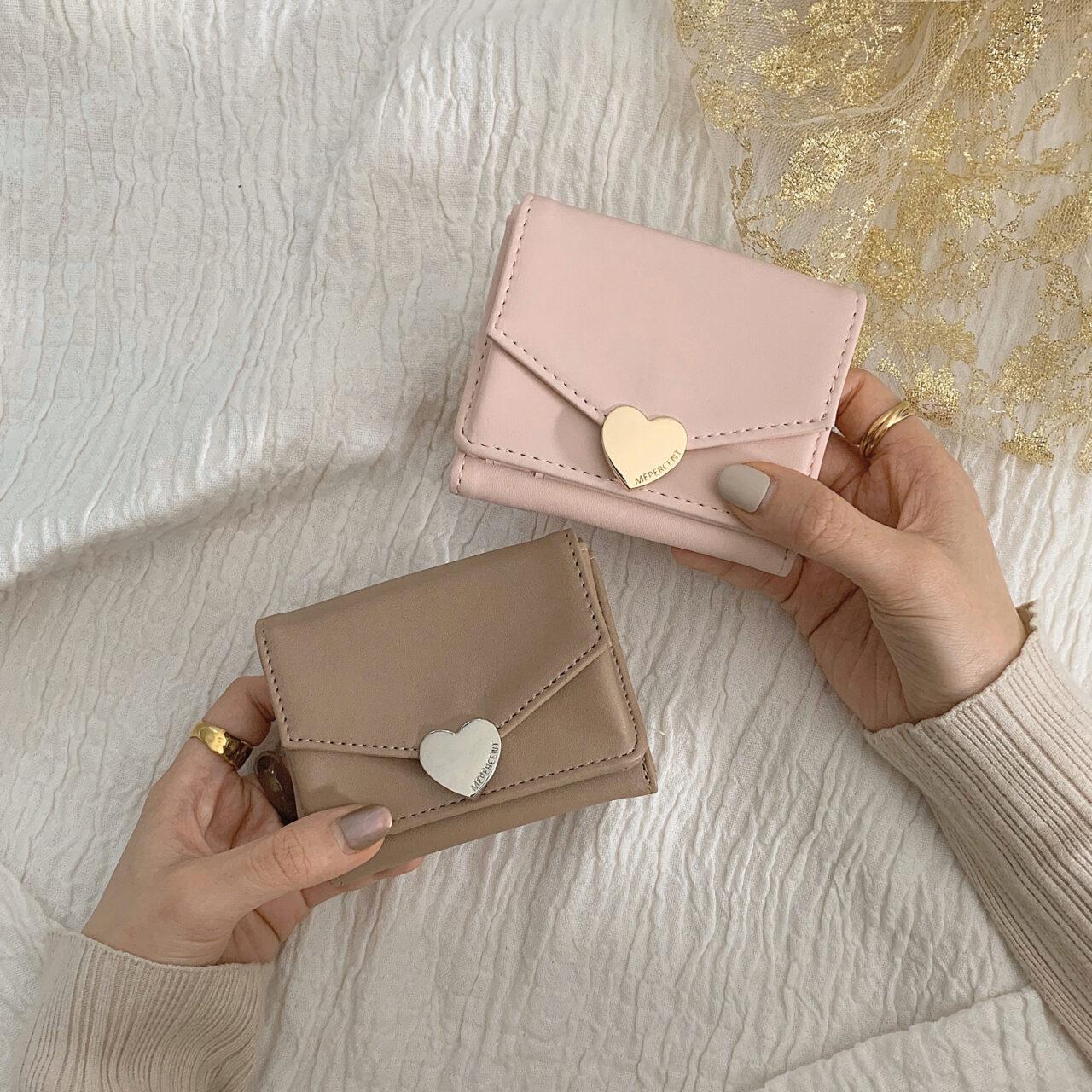 キャッシュレス時代にマストハブ♡¥3,190の指名買いミニ財布でミニマル化計画