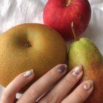 みずみずしさとちゅるんと感。ぱくっと食べたいフレッシュなフルーツネイル10選
