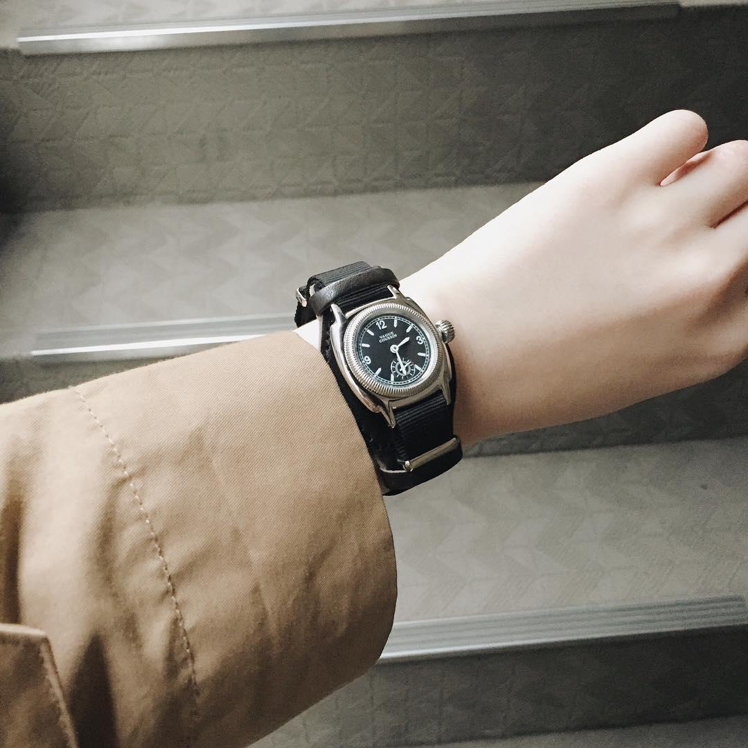手首に感じるロマン。アンティーク風腕時計なら『VAGUE WATCH Co.』で