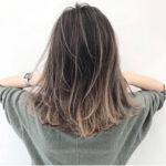 バレイヤージュってどんな髪型?美容院でオーダーする前に知りたいヘア用語を解説