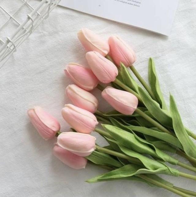 「花のある暮らし」に憧れて。優しく心に寄り添う8つの花言葉をcheck