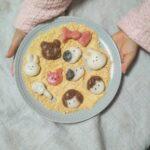 モチっとした食感と甘さ、そして可愛さも♡キャラ白玉で癒やしのおやつタイムを