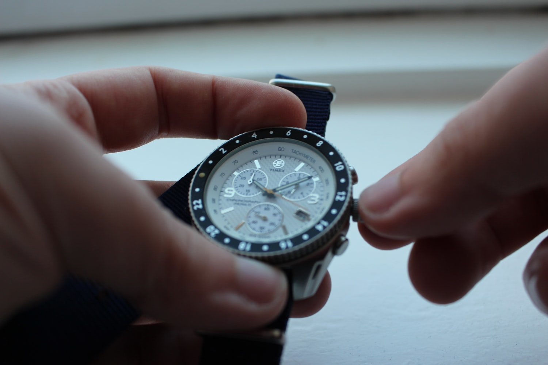 """1番最初の高額なショッピングは""""時計""""がいい"""