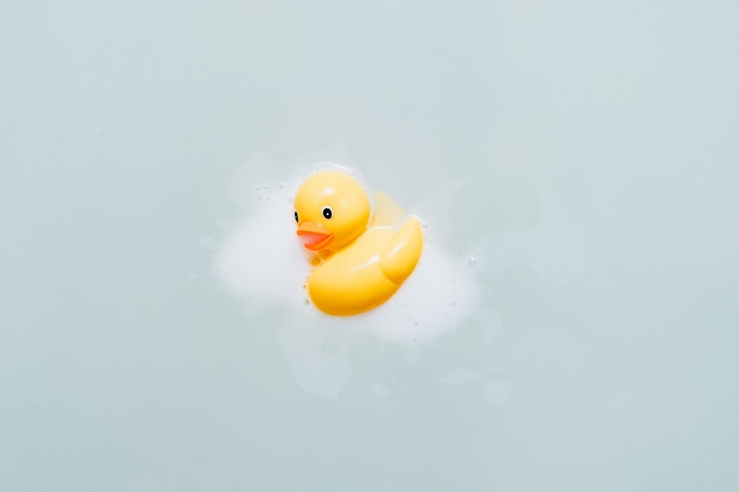 ▶ゆっくり湯船に浸かる
