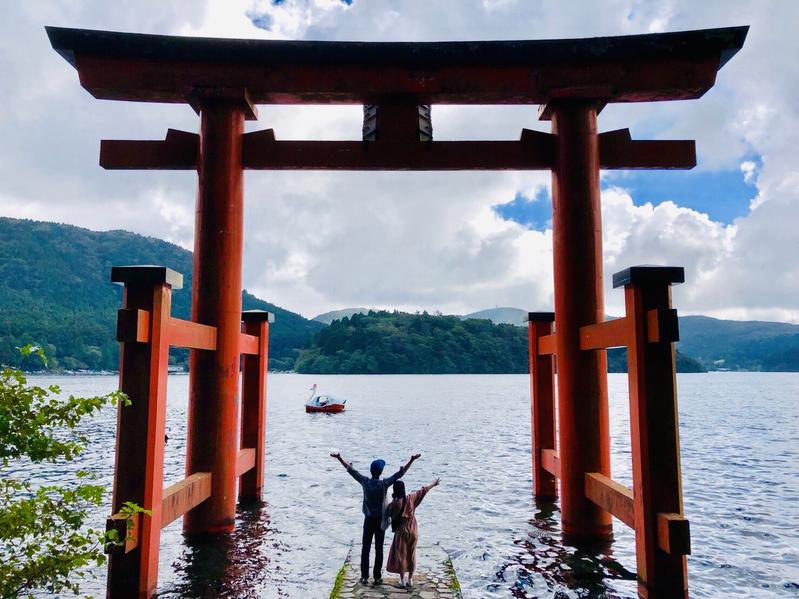 関東屈指のパワースポット | 箱根神社
